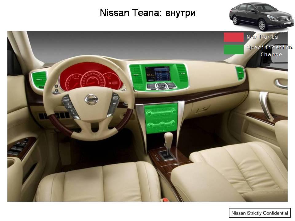 new teana