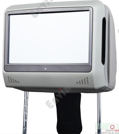 Комплект подголовников с DVD-плеером и монитором ENVIX L0276