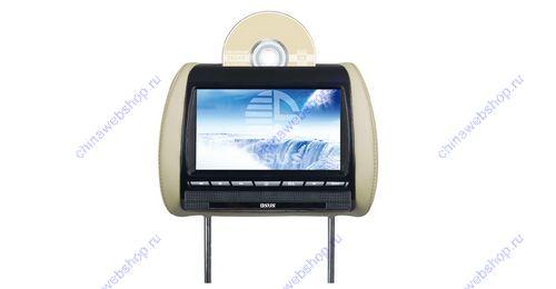 Автомобильный 8,5 дюймовый монитор в подголовнике и DVD плеер SN-850HD