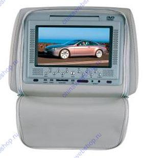 Автомобильный DVD плеер в подголовнике FZ-888C