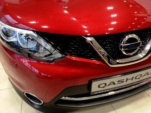 Новый Nissan Qashqai — тест-драйв