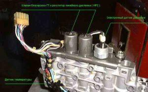 Вариатор NISSAN CVT RE060FA Разрыв цепи