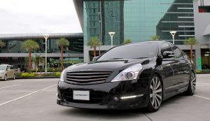 Обвес Algus ATIVUS для Nissan Teana J32 из Тайланда