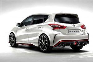 Nissan подготовил горячую версию Pulsar N Nismo, и собирается на нём побить рекорд Нюрбургринга